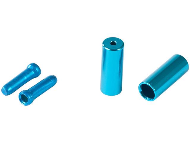 Cube RFR PRO Universal Set di tappi terminali, blu